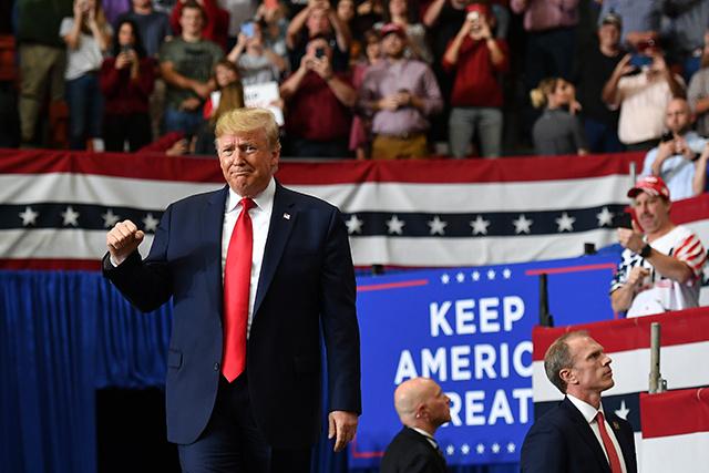 Destitution de Trump: les auditions publiques démarreront le 13 novembre