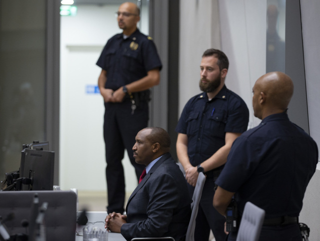 Congolese 'Terminator' warlord gets 30-year ICC sentence