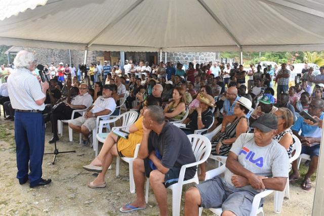 L'affaire de l'eau contaminée en 2010, retirée de la Cour suprême des Seychelles après le règlement