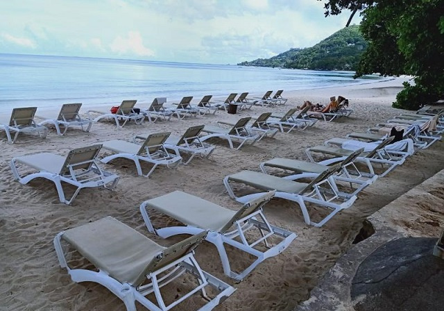 Authorities in Seychelles eye new controls on beach vendors renting umbrellas and sun beds