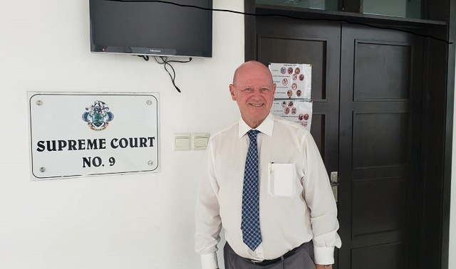 Seychelles' former tourism minister awarded $ 12,000 by Supreme Court over pulled candidacy