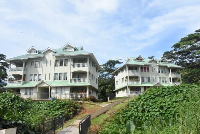 Grâce à un financement des Émirats arabes unis, 42 logements sociaux ont été inaugurés aux Seychelles