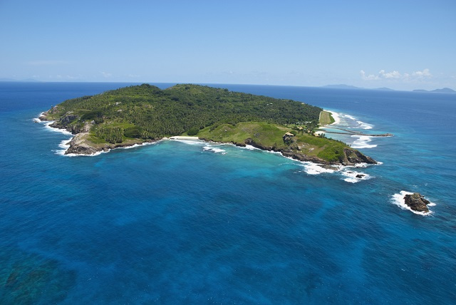 3D technologies used for the first time to map Seychelles' Fregate island marine habitats