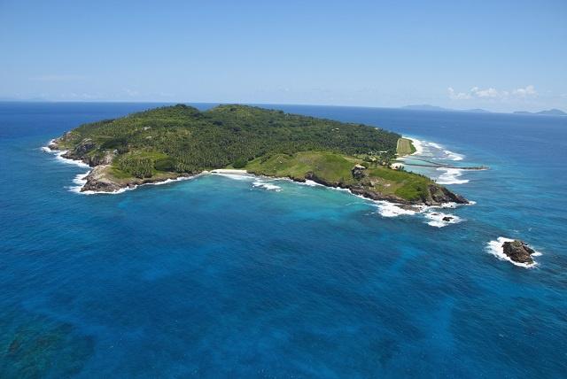 Les technologies 3D utilisées pour la première fois pour cartographier les habitats marins de l'île Frégate aux Seychelles