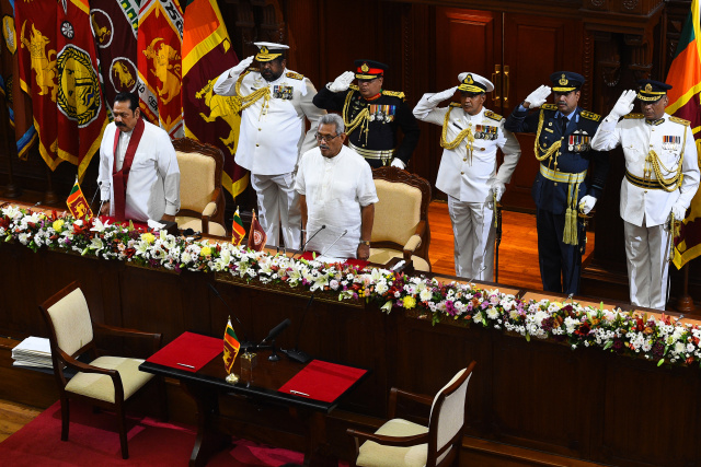 Sri Lanka president to call snap parliamentary election in March