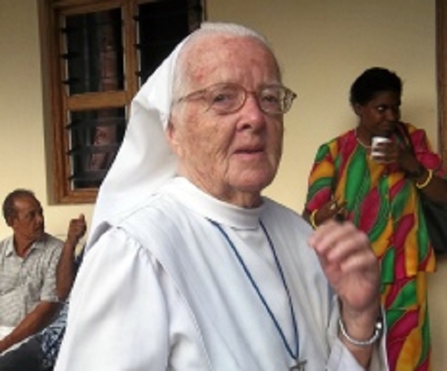 Last Irish nun in Seychelles dies at age 93; remembered fondly as a teacher