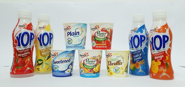 After 7 year journey, new plant means yogurts will be locally made in Seychelles