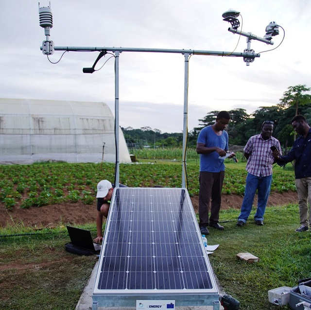 Better weather forecasts in Seychelles? New solar stations give forecasters more accurate data