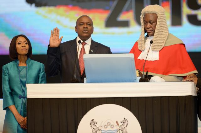 Botswana opposition in legal challenge over vote 'irregularities'