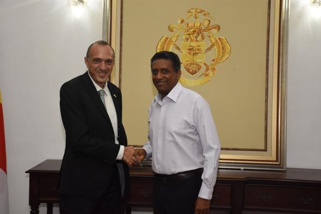 Les vols directs Seychelles-Tel Aviv seront lancés jeudi; une première dans la région pour Israël