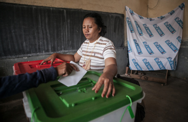 Madagascar capital at stake in local polls
