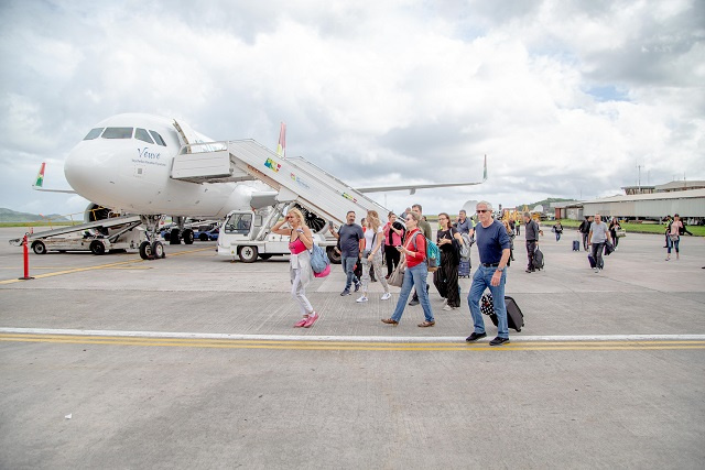 First direct Seychelles-Israel flight lands in island nation