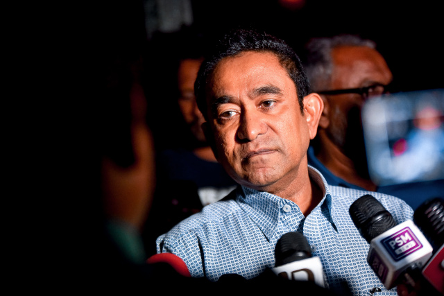 Former Maldives leader jailed for money laundering
