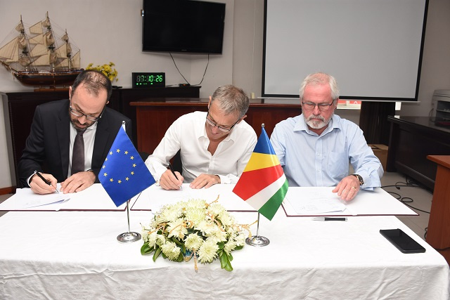 European Union to give Seychelles 10 million euros to support economic partnership agreement