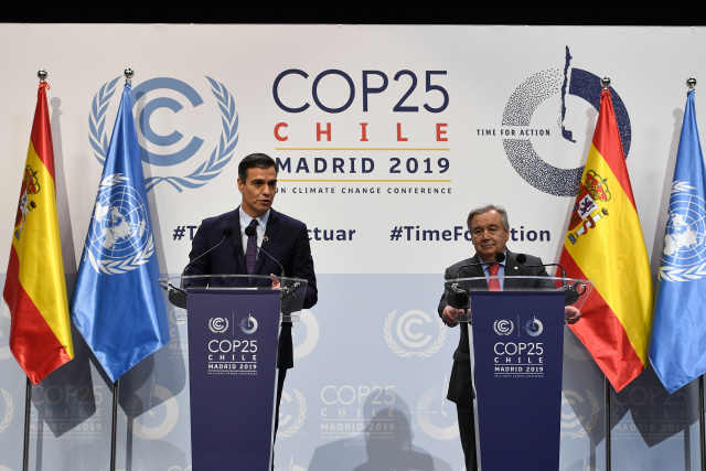 Anger, hope and pleas for action at UN climate meet