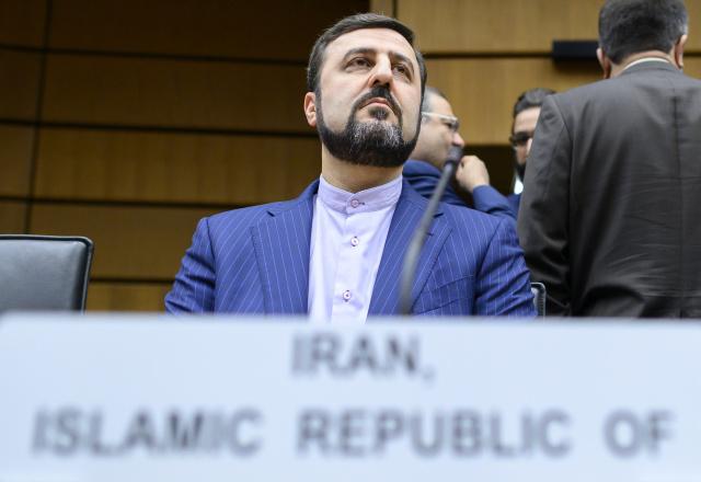IAEA warns against intimidation after Iran incident