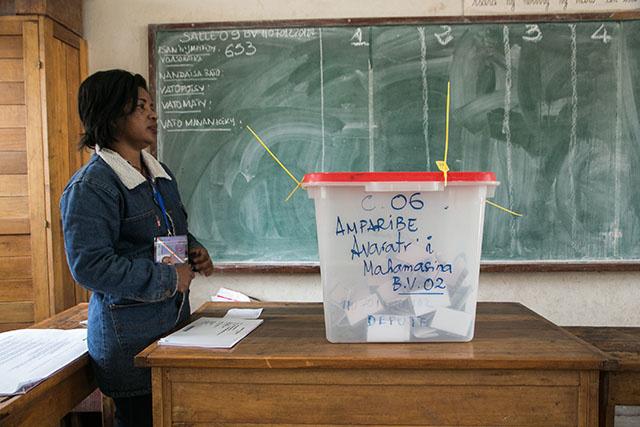 Municipales à Madagascar: la capitale Antananarivo passe aux mains du parti présidentiel