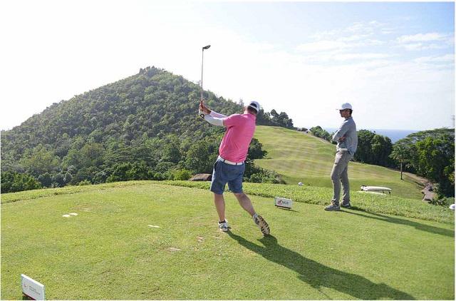 Seychelles hosting prestigious golf tournament for second year in a row