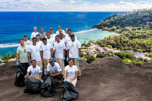 Corn starch straws and bamboo combs: Kempinski Seychelles Resort recognised for sustainable practices
