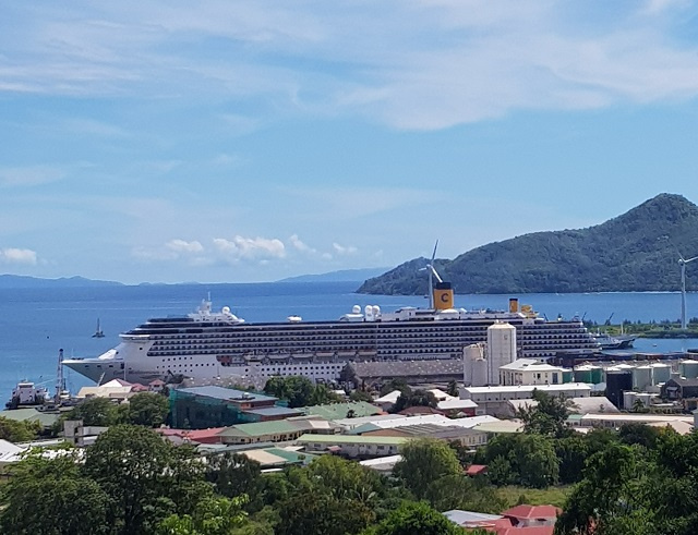 Tourism official: Costa Cruises decision to stop travelling to Seychelles should have minimal effect