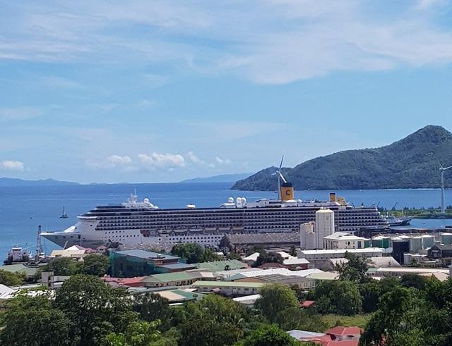 Un responsable du tourisme: la décision de Costa Croisières de cesser de venir aux Seychelles devrait avoir un effet minimal