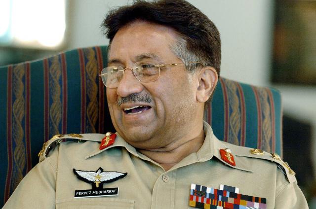 Former Pakistan leader Musharraf sentenced to death