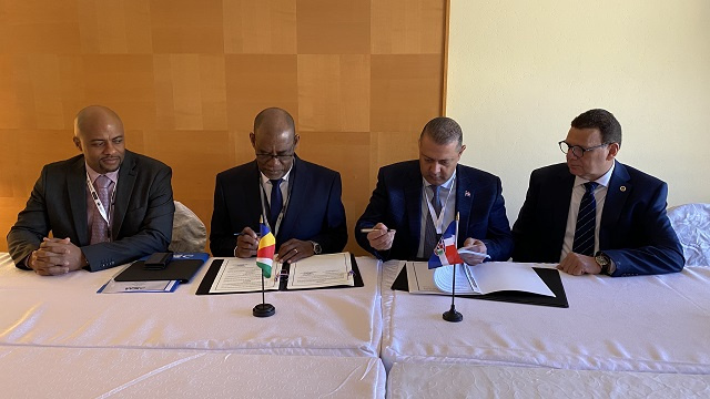 Seychelles establishes air services agreements with Zimbabwe, Dominican Republic