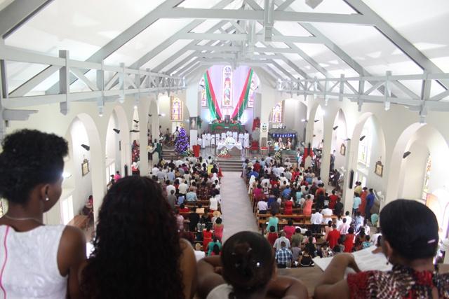 A Christmas message: Love thy neighbour, Seychelles' Christian leaders say