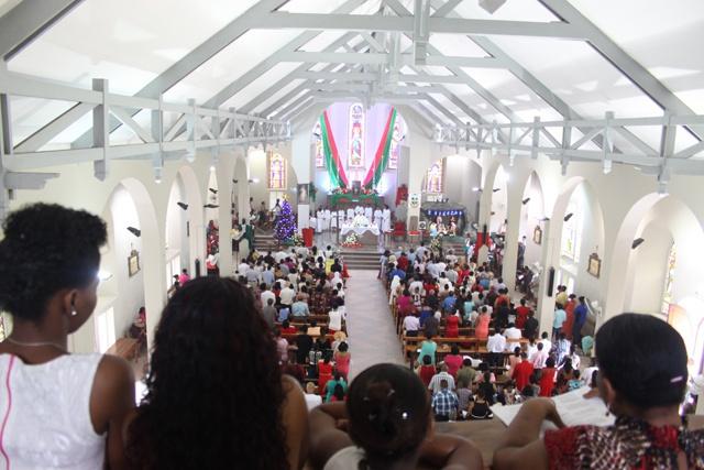 Un message de Noël : Aime ton prochain, disent les dirigeants chrétiens des Seychelles