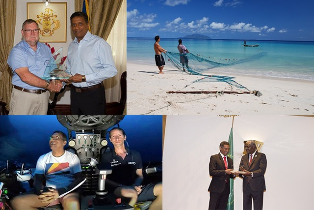 8 ways Seychelles has been recognised for its dedication to the environment, Blue Economy