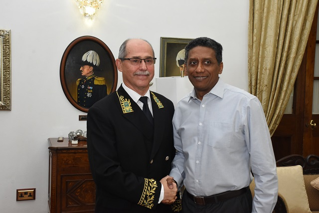 Outgoing Russian ambassador points to visa-less travel as success for time in Seychelles