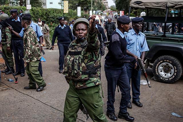 Les shebab attaquent une base militaire au Kenya : trois Américains tués