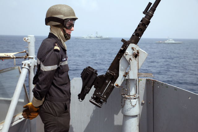 West Africa grapples with piracy in Gulf of Guinea hotspot