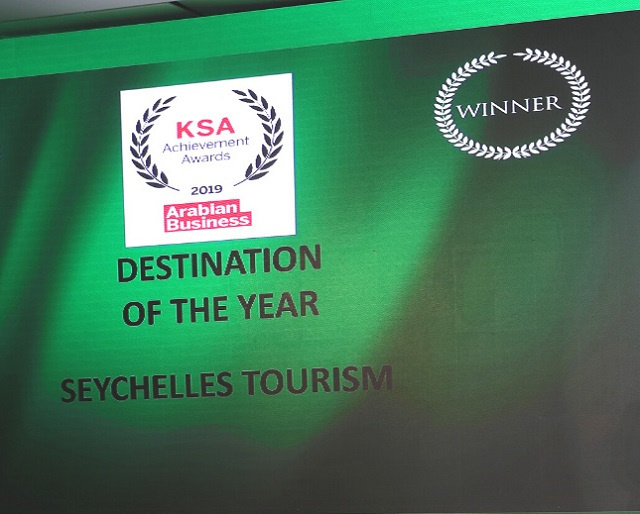 Destination de l'année: les Arabes ont décerné un prix aux Seychelles