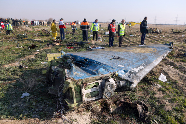 Iran denies missile downed Ukrainian plane