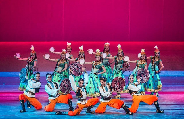 Dance performance by Gansu Troupe to highlight Seychelles-China day celebrations
