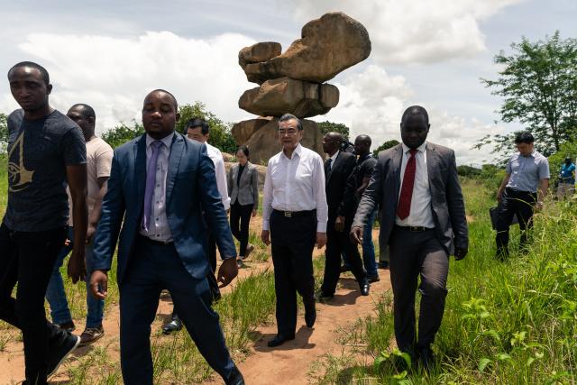 China set to strengthen cooperation with Zimbabwe