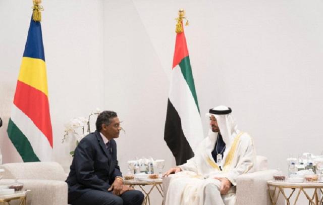 UAE to fund, design $ 3.6 million drug rehab centre in Seychelles