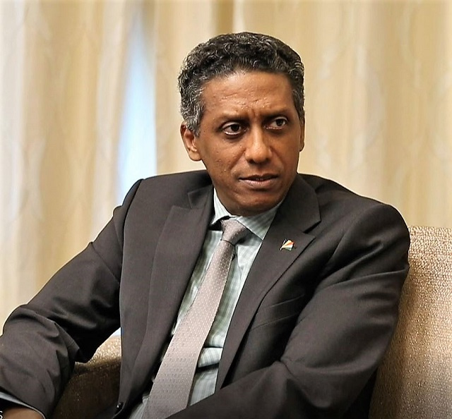 President of Seychelles says Mohamed bin Zayed University of AI will 'help and benefit small countries'