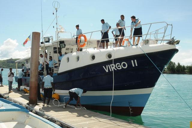 L'Académie maritime des Seychelles renouvelle son accord avec le Collège nautique sri-lankais