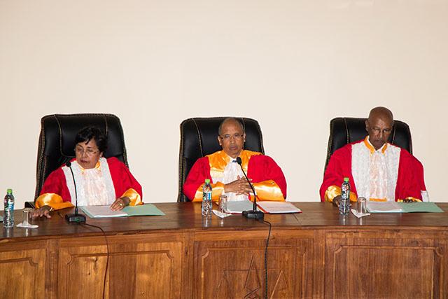Madagascar: le Sénat attaque le président devant la Cour constitutionnelle