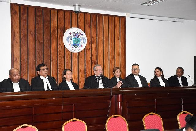 'Never walk alone,' Judge Macgregor tells Seychelles' Court of Appeal as he retires