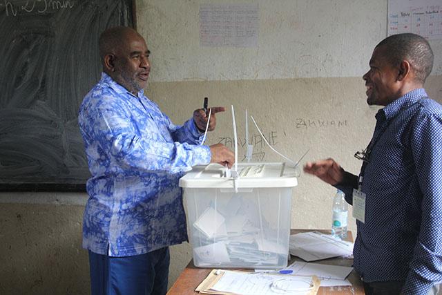Aux Comores, raz-de-marée législatif sans surprise pour le parti présidentiel