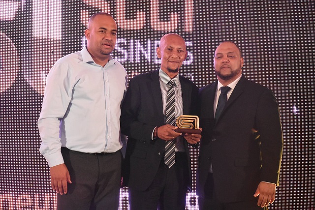 Seychellois reviving plantation industry wins 2019 Entrepreneur of the Year Award
