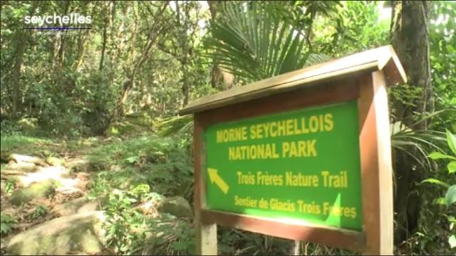 Projet de recherche pour examiner les avantages du parc national du Morne Seychellois