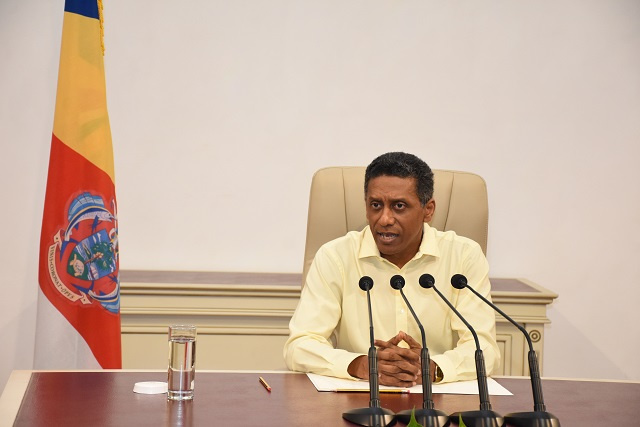 French experts expected in Seychelles to examine tax haven blacklist issue, president says
