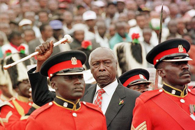 Kenya: mort de l'ex-président Daniel arap Moi, au pouvoir pendant 24 ans