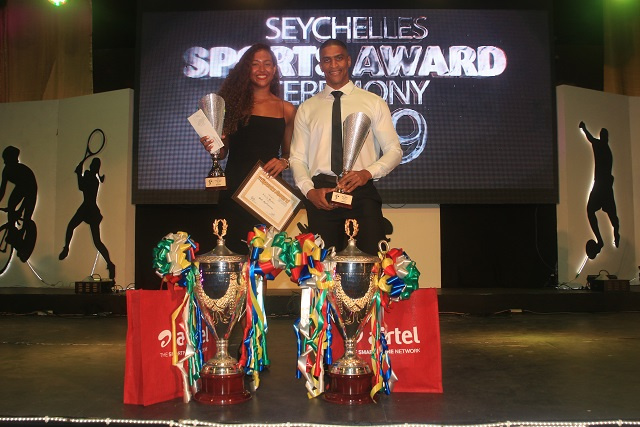 2 great Seychellois athletes and all their recent top achievements