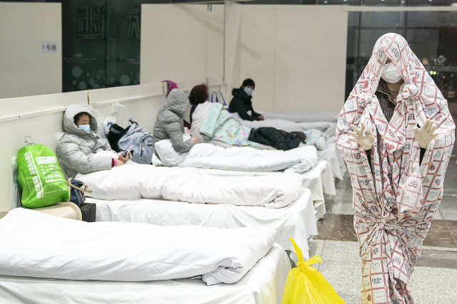 Global fears rise as more China virus cases found on cruise ship