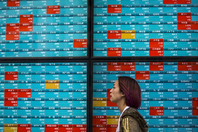 Le Japon menacé de recession après la pire chute du PIB en 5 ans